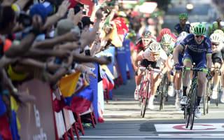 Keukeleire wins in Bilbao as Quintana retains lead