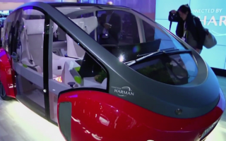 Autonomous, electric and voice-activated cars dominate Consumer Electronic Show