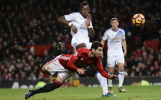 Manchester United 3 Sunderland 1: Mkhitaryan magic seals unhappy Moyes return