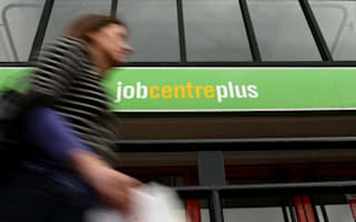 Huge increase in employment total