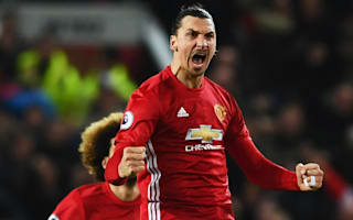 Zlatan Ibrahimovic compares himself to a lion on road to recovery