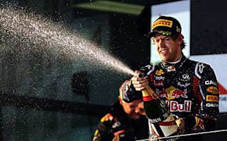 """Vettel: """"Things couldn't have gone better"""""""