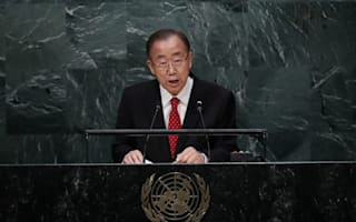 UN secretary general Ban Ki-moon warns of 'atrocities against civilians' in Aleppo