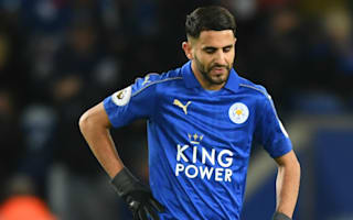 Ranieri challenges Mahrez to learn from Ronaldo and Messi
