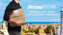 Amazon Prime Now ya se puede disfrutar en Barcelona