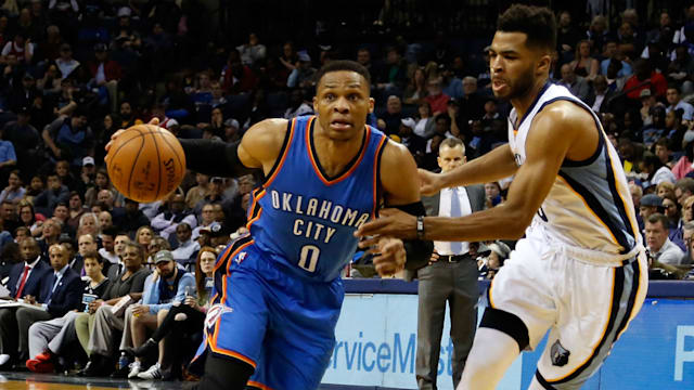 Move Over Oscar Robertson: Russell Westbrook Just Made NBA History