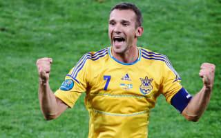 Shevchenko joins Ukraine coaching staff