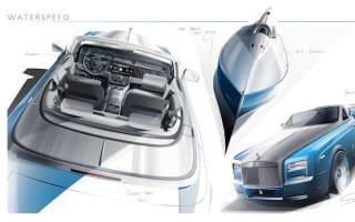 Rolls-Royce creates limited edition Sir Malcolm Campbell Phantom Drophead