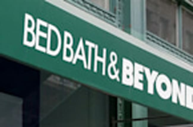 Bed Bath & Beyond stock plunges