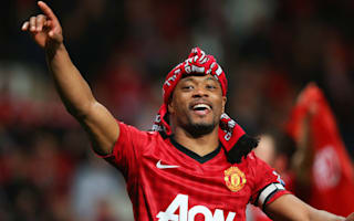 Baby, I'm coming home! Evra could not be happier about Old Trafford return
