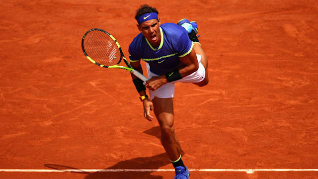 Rain, wind in forecast for French Open quarterfinals