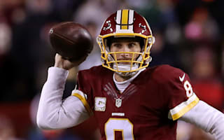 Redskins' Cousins gets creative in revealing baby's gender