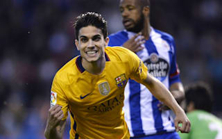 Bartra confirms he can leave Barcelona for EUR8million