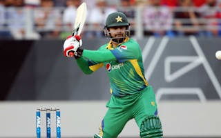 Shehzad replaces Manzoor in Pakistan World T20 squad
