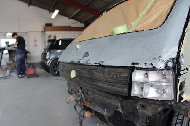 Project Peugeot 205 gallery