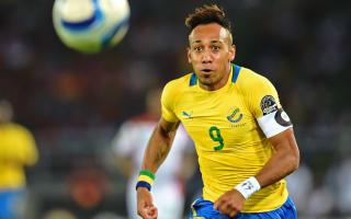 Aubameyang misses Gabon qualifier through injury