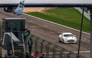 Aston Martin completes first hydrogen-powered Nurburgring lap