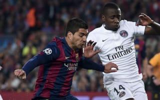 Matuidi can sense an end to PSG's Barcelona hoodoo