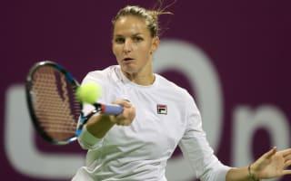 Pliskova downs Wozniacki in Doha final