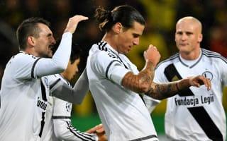 Prijovic: It means a lot for Legia to score four goals against Dortmund
