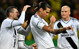 Prijovic: It means a lot for Legia to score four goals against Dortmund