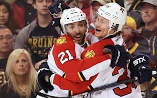 Panthers move top in Atlantic Division, Blues shutout again
