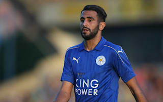 Morgan urges Mahrez to stay with Leicester