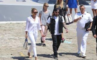 Cameron Diaz and Benji Madden enjoy Mediterranean yacht holiday