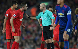 Mourinho, Klopp praise ref Anthony Taylor after Liverpool-United stalemate