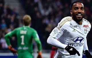 Ligue 1 Review: Lacazette leads Lyon, Marseille held
