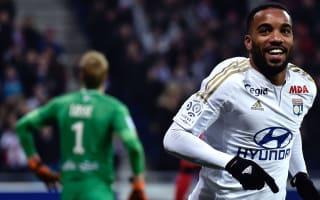 Ligue 1 Review: Lacazette leads Lyon, Marseille held
