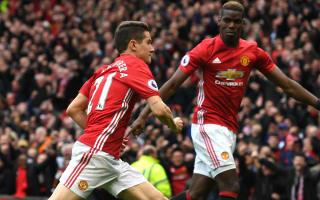 Manchester United 2 Chelsea 0: Mourinho's men blow title race wide open