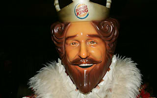 Flame of Thrones: Russian soccer team burns Burger King