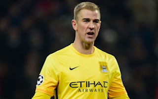 Dynamo Kiev v Manchester City: Hart issues rallying call to stuttering City