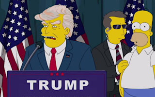 The Simpsons predicted President Trump 16 years ago. Why didn't we listen?!