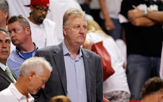 Bird unsure if Vogel will coach Pacers next season