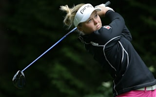 Henderson takes opening-round PGA Championship lead