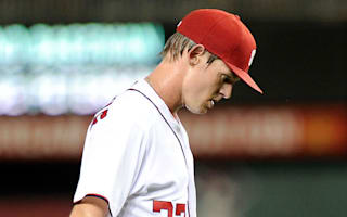 Nationals ace Strasburg ruled out of NLDS