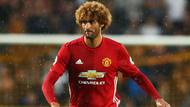 Fellaini: Van Gaal 'stricter' than Mourinho
