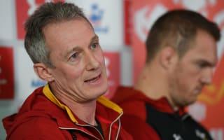 Howley bemoans Wales' defensive frailties