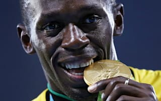 Sprint champion Bolt set to train with Borussia Dortmund