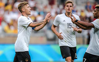 Rio 2016: Germany win 10-0, champions Mexico eliminated