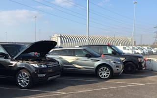 Incredible £1 million of stolen cars recovered from Africa