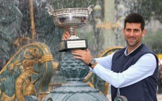Federer: Djokovic feat great for tennis