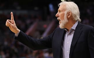 Popovich ties record, Warriors top Clippers