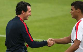 Emery calm over Thiago Silva Juventus talk