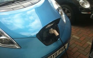 Motorway service stations to get fast chargers?