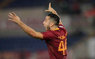 Roma 2 Inter 1: Manolas header lifts Giallorossi into third