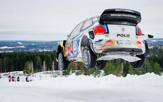 Mild weather forces Rally Sweden changes