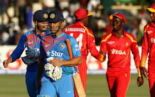 Dhoni challenges India to learn from defeat